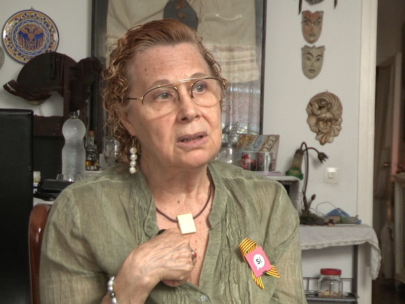 Catalunya Barcelona Film talks to Dolores Muntane Coca about her fascist indoctrination in grade school.