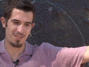 Graffiti Artist Mugraff talks street art with the Catalunya Barcelona Film team