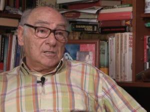 Catalunya Barcelona Film team talks to Robert Surroca about Olimpiada Popular