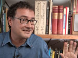 Catalan author Jordi Cantavella talks to the Catalunya Barcelona Film team about the Lincoln Brigade.
