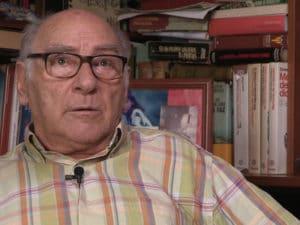 Catalunya Barcelona Film talks Lluis Companys with Robert Surroca