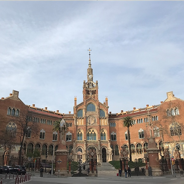 Catalunya Barcelona photo of Hospital Sant Pau