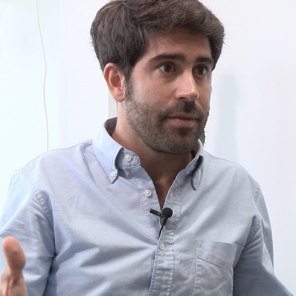 Roger Montañola discusses Mobile World Congress with Catalunya Barcelona