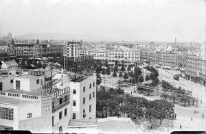 Catalunya Barcelona photo of Barcelona circa 1930s