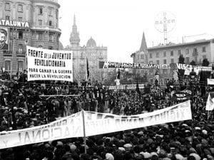 1937 - Rallying of libertarian youth, for the unity of action.