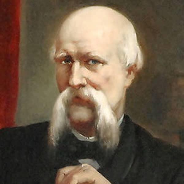 Portrait Ildefons Cerdà