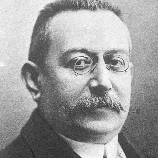 Portrait Enric Prat de la Riba